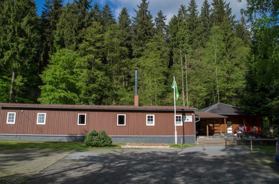 SBB Hütte OT Ottomühle