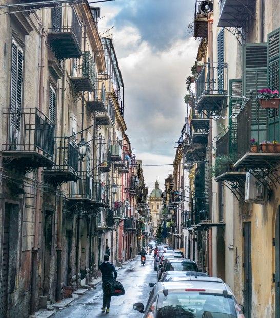 Gasse Palermo
